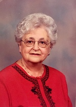 Margaret Ann Legge (Brown)
